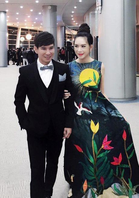 Chi Pu, Son Tung M-TP, Ly Hai duoc vinh danh tai WebTV Asia Awards 2016 - Anh 6