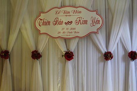 Ba me Hoai Linh cung Thien Bao xuong Tien Giang don dau - Anh 5