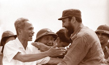 Chut bang khuang Fidel - Anh 1