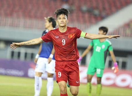 Ha Campuchia, tuyen Viet Nam lap ky tich AFF Cup - Anh 1