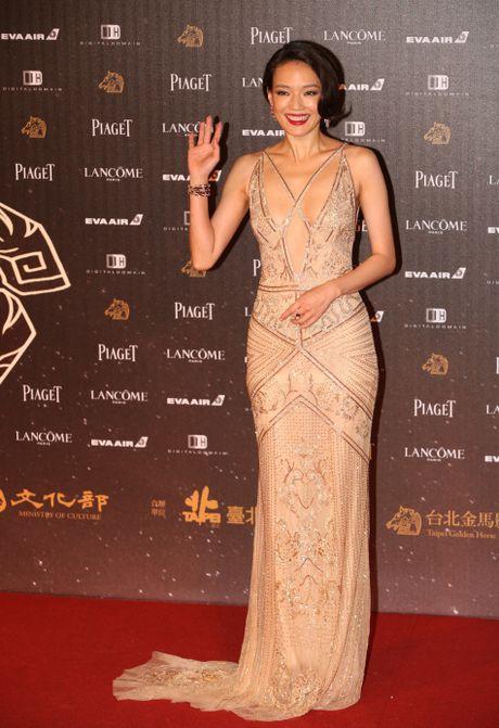 Thu Ky, Pham Bang Bang sieu goi cam tren tham do Kim Ma 2016 - Anh 2