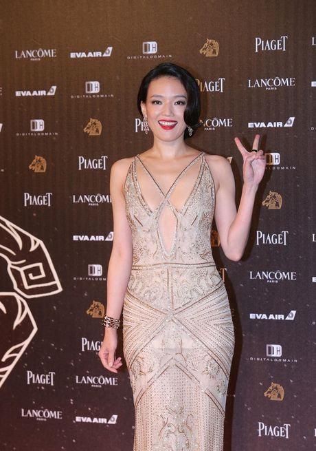 Thu Ky, Pham Bang Bang sieu goi cam tren tham do Kim Ma 2016 - Anh 3
