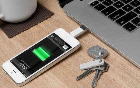 Meo keo dai tuoi tho pin cho iPhone - Anh 1