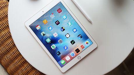 Apple se ra mat iPad moi vao dau nam 2017 - Anh 1