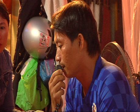 Quang Ngai: Trong cho cuu ho 11 ngu dan bi nan o Hoang Sa - Anh 1