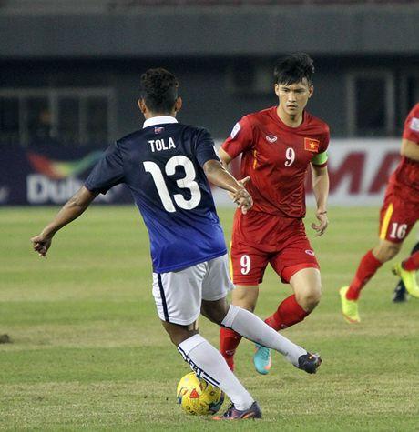 AFF Cup 2016: HLV Huu Thang noi gi khi thay Cong Phuong ra san? - Anh 2
