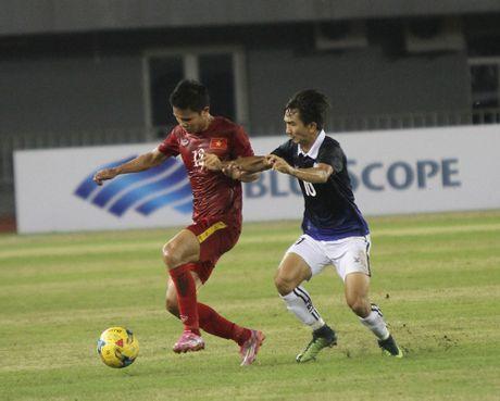 AFF Cup 2016: HLV Huu Thang noi gi khi thay Cong Phuong ra san? - Anh 4