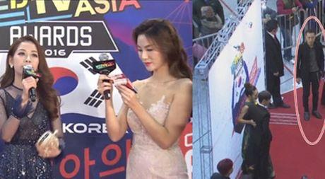 Khong nhu Chi Pu, dan sao Viet bi ghe lanh o WebTV Asia Awards - Anh 1