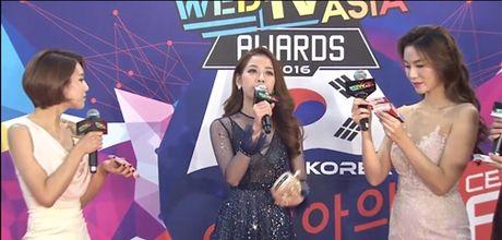 Khong nhu Chi Pu, dan sao Viet bi ghe lanh o WebTV Asia Awards - Anh 3