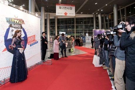 Khong nhu Chi Pu, dan sao Viet bi ghe lanh o WebTV Asia Awards - Anh 4