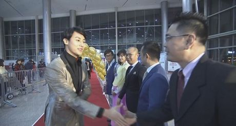 Khong nhu Chi Pu, dan sao Viet bi ghe lanh o WebTV Asia Awards - Anh 8