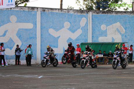 Honda Viet Nam lan dau tien mang giai dua xe toi Dong Thap - Anh 10