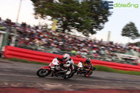 Honda Viet Nam lan dau tien mang giai dua xe toi Dong Thap - Anh 17