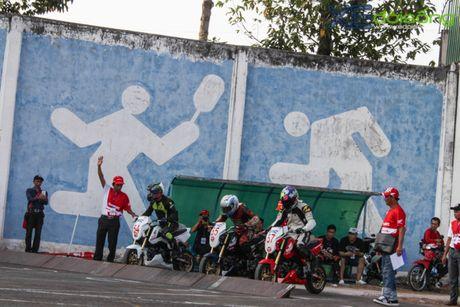Honda Viet Nam lan dau tien mang giai dua xe toi Dong Thap - Anh 3