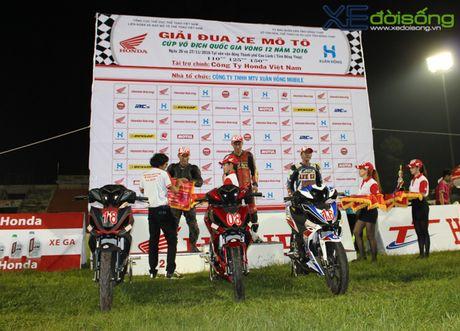 Honda Viet Nam lan dau tien mang giai dua xe toi Dong Thap - Anh 6