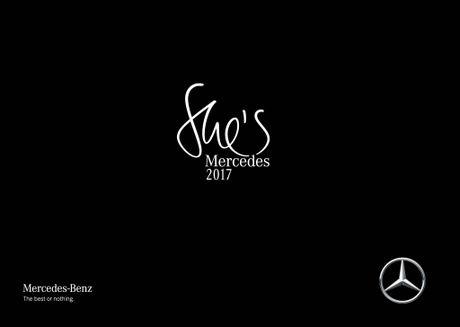 Mercedes lay long chi em qua anh lich 2017 'She's Mercedes' - Anh 16