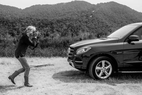 Mercedes lay long chi em qua anh lich 2017 'She's Mercedes' - Anh 17