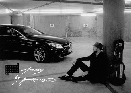 Mercedes lay long chi em qua anh lich 2017 'She's Mercedes' - Anh 3