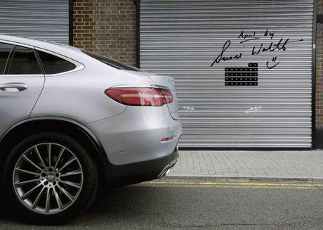 Mercedes lay long chi em qua anh lich 2017 'She's Mercedes' - Anh 6