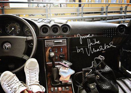 Mercedes lay long chi em qua anh lich 2017 'She's Mercedes' - Anh 8