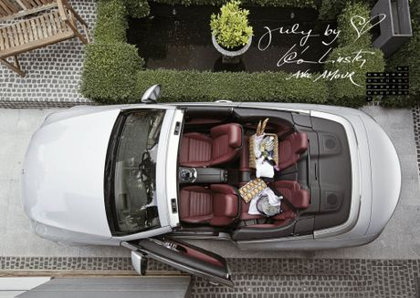 Mercedes lay long chi em qua anh lich 2017 'She's Mercedes' - Anh 9