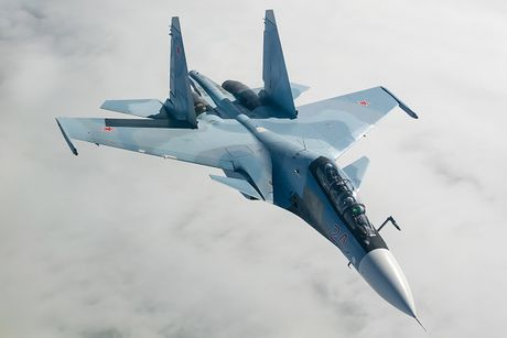 Iran dinh cho Nga muon can cu khong quan cho chien dich o Syria - Anh 1