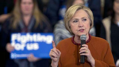 Uy ban ba Clinton tham gia kiem lai phieu bau cua bang Wisconsin - Anh 1