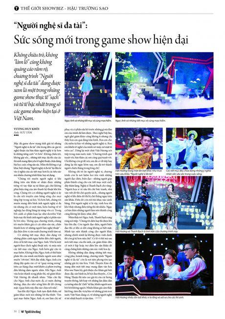 """""""Nguoi nghe si da tai"""": Suc song moi trong game show hien dai - Anh 7"""