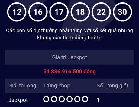 O My trung 421 trieu USD, tai Viet Nam co ty phu Jackpot thu 5 - Anh 1