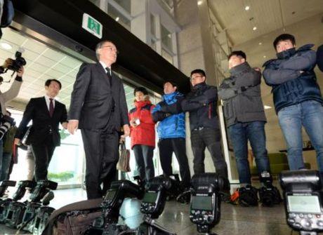 Ba Park Geun-hye se bi phe doi lap dinh toi 'phan quoc' vi phe chuan hiep dinh voi Nhat Ban? - Anh 2