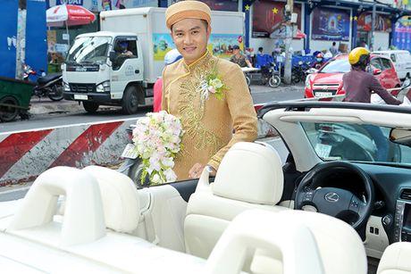 Me Hoai Linh du le ruoc dau cua dien vien Thien Bao - Anh 11