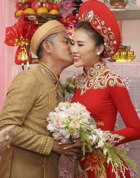 Me Hoai Linh du le ruoc dau cua dien vien Thien Bao - Anh 15
