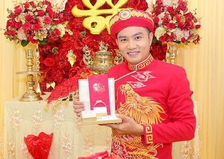 Me Hoai Linh du le ruoc dau cua dien vien Thien Bao - Anh 1