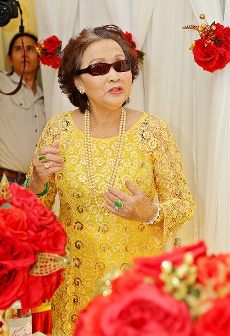 Me Hoai Linh du le ruoc dau cua dien vien Thien Bao - Anh 3