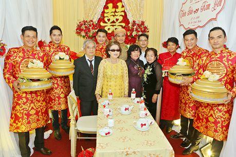 Me Hoai Linh du le ruoc dau cua dien vien Thien Bao - Anh 6