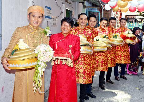 Me Hoai Linh du le ruoc dau cua dien vien Thien Bao - Anh 7