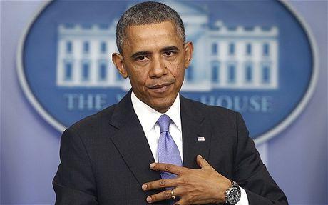 Tong thong Obama chia buon voi nhan dan Cuba - Anh 1