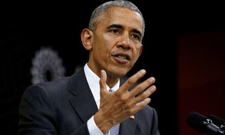 Obama: 'Lich su se danh gia anh huong cua Castro voi Cuba va the gioi' - Anh 1