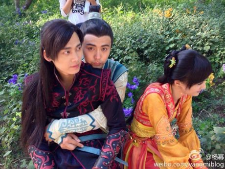 Ly Dich Phong - My nam he cu dong phim la duoc ghep doi du nam hay nu! - Anh 25