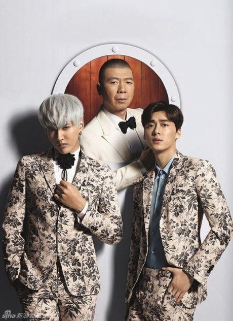 Ly Dich Phong - My nam he cu dong phim la duoc ghep doi du nam hay nu! - Anh 27