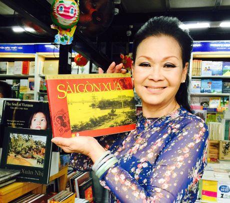 Ca si Khanh Ly: 'Ky niem Trinh Cong Son thi phai giau di' - Anh 3