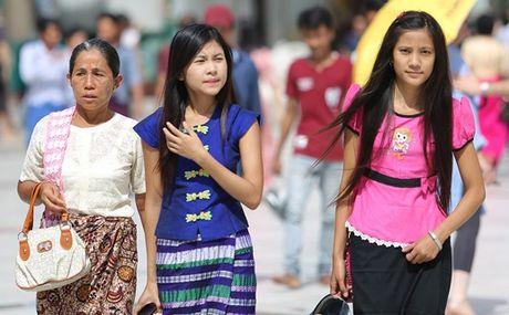 Bong da o co do Yangon - Anh 2