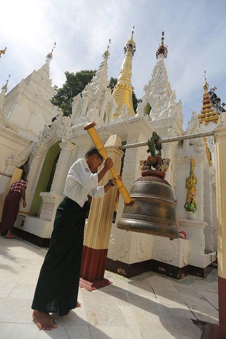 Bong da o co do Yangon - Anh 3