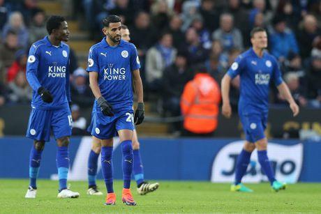 Leicester hoa hu via 2-2 nho penalty o phut bu gio cuoi - Anh 1
