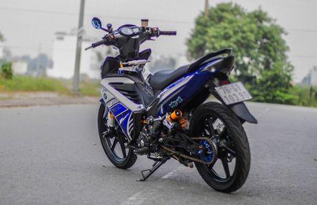 Exciter doi cu tang tinh nang van hanh cua biker Quang Ngai - Anh 3
