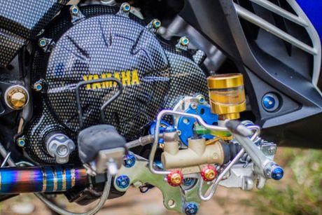 Exciter doi cu tang tinh nang van hanh cua biker Quang Ngai - Anh 5