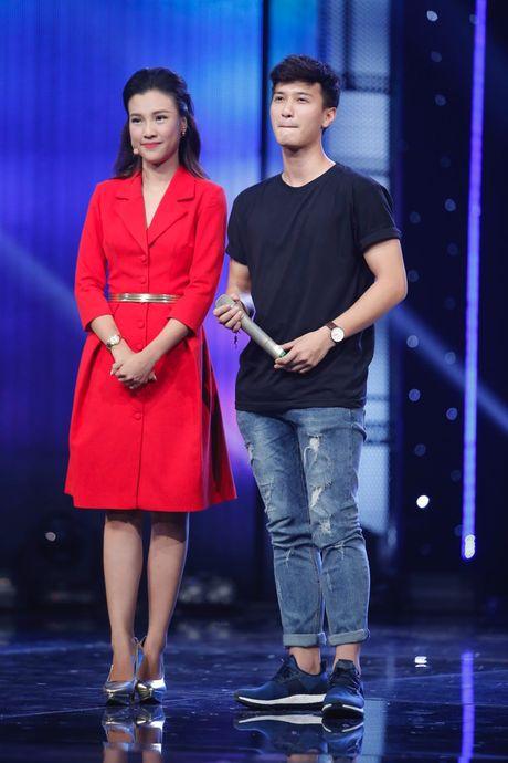 Hoang Oanh hut giai 100 trieu dong du duoc Huynh Anh ho tro - Anh 3