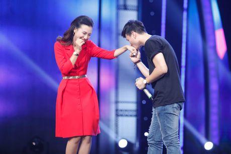 Hoang Oanh hut giai 100 trieu dong du duoc Huynh Anh ho tro - Anh 4