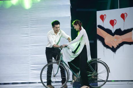 Hoang Oanh hut giai 100 trieu dong du duoc Huynh Anh ho tro - Anh 8