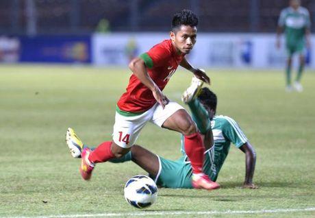 Viet Nam vs Indonesia: La bai tay Vermansyah - Anh 2